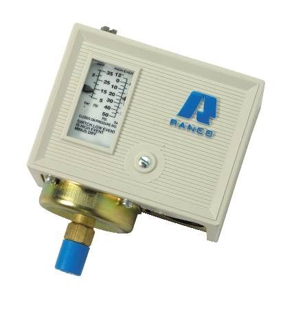 Single Function Low Pressure Control