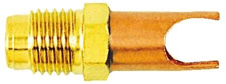 """M"" Series Copper To Copper Line Tap Valve"