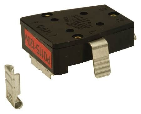 Solid State Push-On Relay For 1/12 HP Through 1/3 HP Compressors