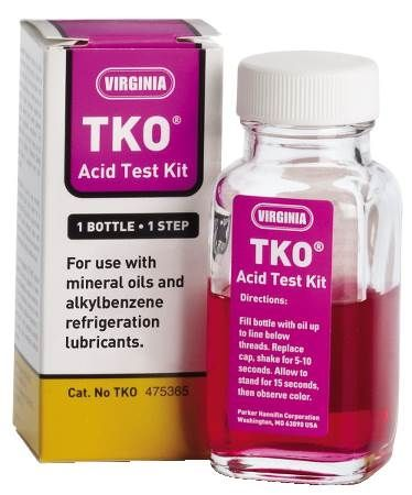 TKO™ Acid Test Kit