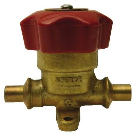 Tuffy Series Diaphragm Packless Valve