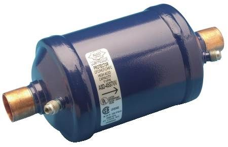 ASD Series Suction Line Filter-Drier