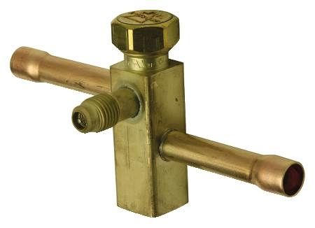 Base Mounted Shutoff Valve
