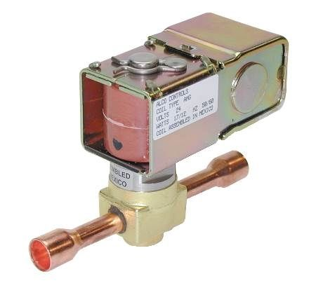 200RB Series Direct-Acting Solenoid Valve