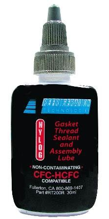 Nylog™ Gasket Thread Sealant and Assembly Lube