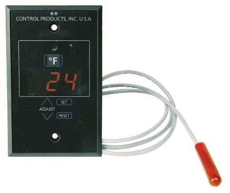 Temperature Alarm Indicator