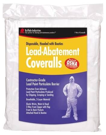 Disposable Full Body Coveralls
