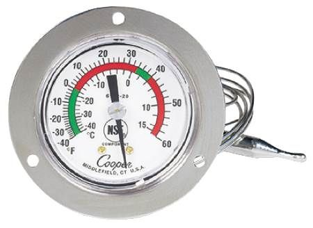 Vapor Tension Thermometer