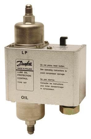 Lube Oil Protection Control