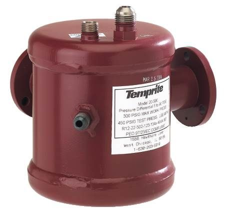 Mechanical Oil Level Regulator