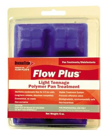 "Flow-Plus'"" Condensate Pan Treatment 6 oz. Clamshells"