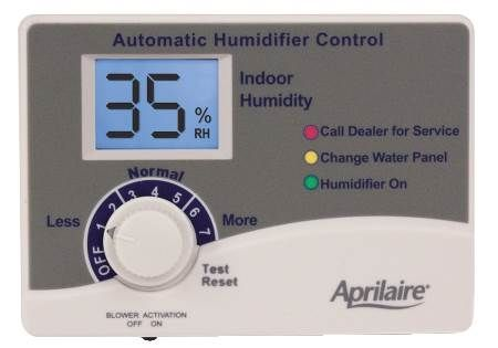 Digital Humidifier Control
