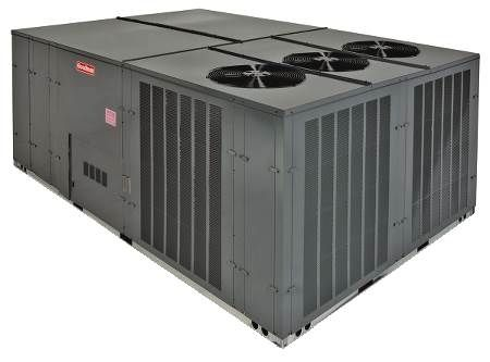 Gas/Electric Packaged Air Conditioner 9.8 EER, Three-Phase, 20 Ton, R410A