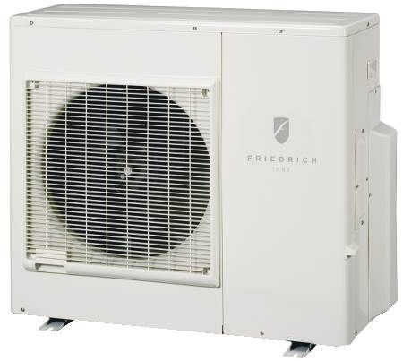Ductless Mini-Split System Single-Zone, R410A, Air Conditioner
