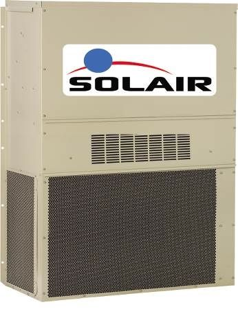 Vertical Packaged Unit Wall Mount Heat Pump
