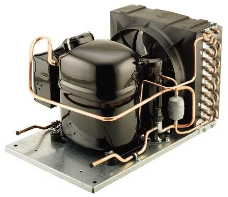 R404A Medium Temp Condensing Unit