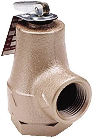 Hot Water Boiler Relief Valve