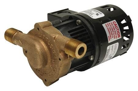 Hydronic Circulator Pump For Domestic and Commercial Hot Water Loops
