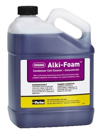 Alki-Foam Coil Cleaner