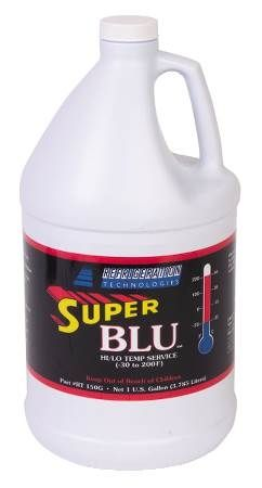 Super Blu® HLow Temp. Leak Reactant