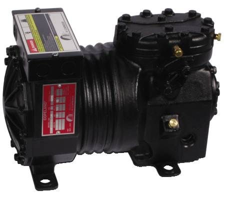 Copeland Semi-Hermetic Compressors Remanufactured by A-1 Compressor