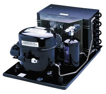 R12 High Temperature Condensing Unit