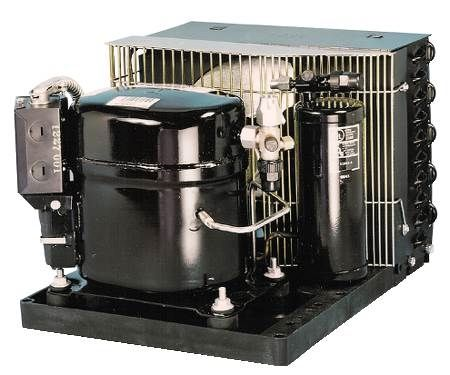 Commercial Temperature Condensate Condensing Unit