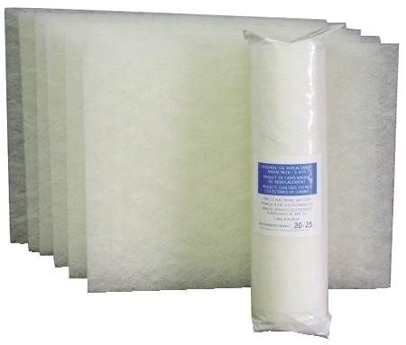 Replacement Filter Media - 14X30