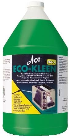 Eco-Kleen Evaporator Cleaner