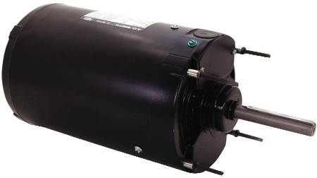 Vertical Condenser Fan Motor