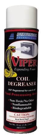 Viper Foaming Coil Cleaner