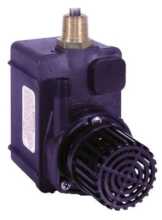 Submersible Utility Pump For Use with Aqueous Solutions or UL Listed Solvents