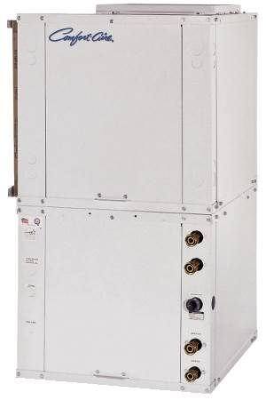 HB Series Geothermal Heat Pumps - R410A Vertical Left Return Air Commercial-1-1/2 to 6 Tons, Single-Stage
