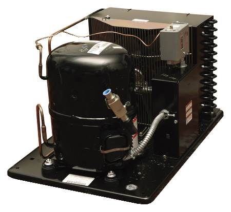 R404A Commercial and Medium Temperature Condensing Unit