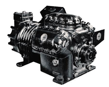 Copeland Semi-Hermetic Compressor Remanufactured by Aircondex, Inc.