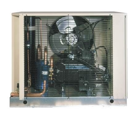 Low Temperature Discus Condensing Unit