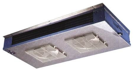 Low Profile Center Mount Unit Cooler