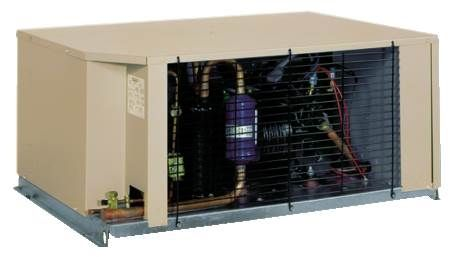 Low Temperature Semi-Hermetic Condensing Unit