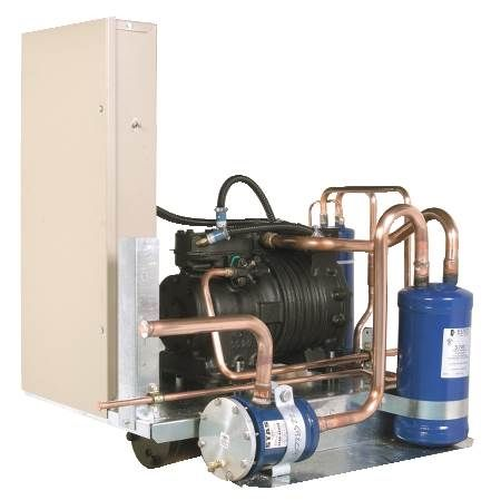 """Vessel-mounted"" Indoor Water Cooled Condensing unit"