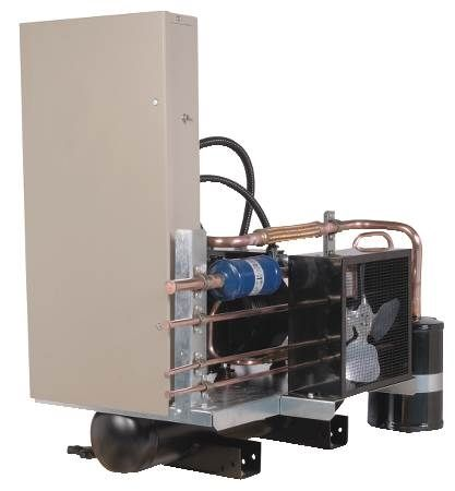 Indoor Remote Compressor Unit