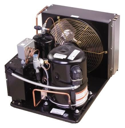 R12 Medium Temperature Condensing Unit