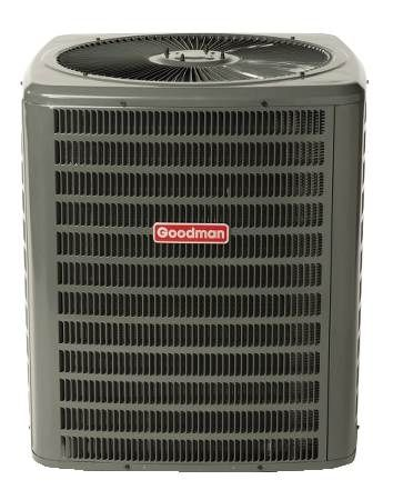 Air Conditioning Condensing Unit 16 SEER, Two-Stage, Single-Phase, 3 Tons, R410A