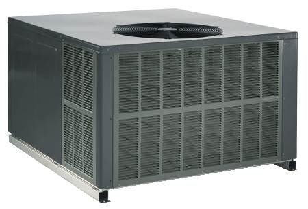 Gas/Electric Packaged Air Conditioner 13 SEER, Three-Phase, 5 Ton, 80% AFUE, R410A, Multi-Position