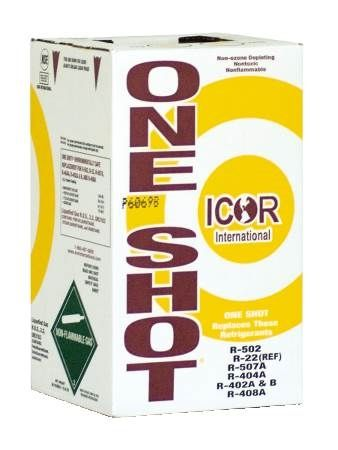 One Shot® R-422C Refrigerant