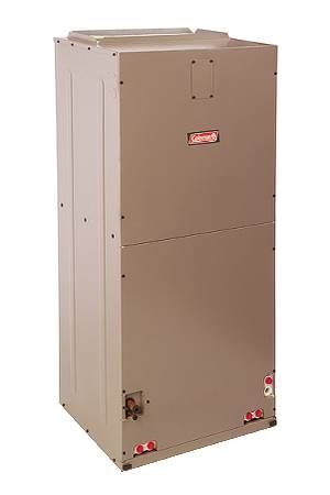 Single-Piece Air Handler AHE Series, Three-Position with Flex Coil