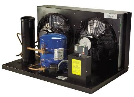 Optyma™ Low Temp R404A/R507 with POE Oil Refrigeration Hermetic Air Cooled Condensing Units