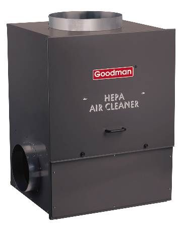 True HEPA Whole House Air Cleaner