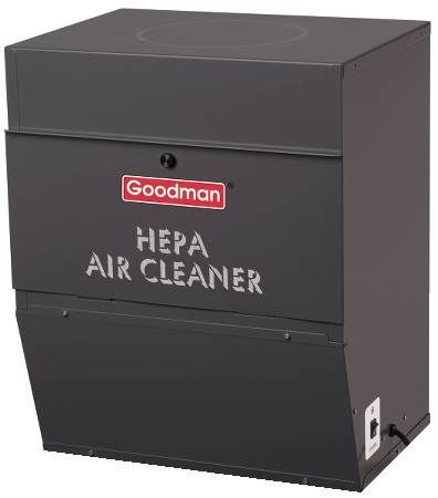 HEPA Duct Mounted Air Cleaner 320CFM