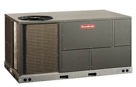 Single Packaged Heat Pump 13 SEER/11.3 EER, Three-Phase, 5 Ton, R410A