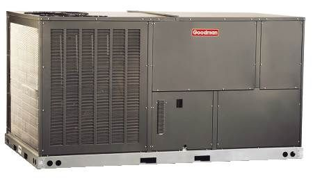 Single Packaged Heat Pump 13 SEER/11.3 EER, Three-Phase, 8.5 Ton, R410A